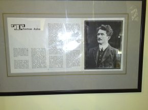 Thomas Ashe Information