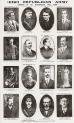 Leaders of Easter Rising 1916
