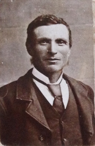 Gregory Ashe, father of Thomas Ashe