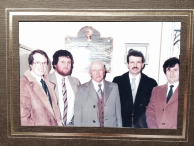 Martin Ashe, Tom Ashe, James Ashe, Padraig Ashe, Sean Ashe
