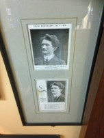 Thomas Ashe Remembrance Cards