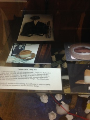 Thomas Ashe Trilby Hat