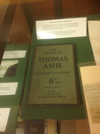 Full report of the inquest into the death of Thomas Ashe