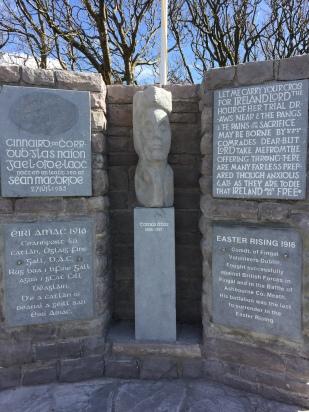 Thomas Ashe Monument