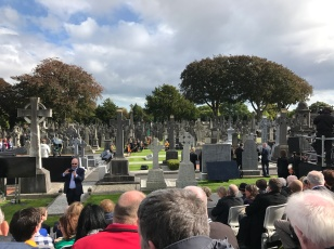 Glasnevein Cemetery for State Commemoration