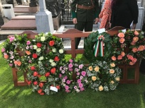 Wreaths for State Commemoration