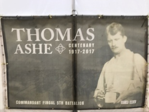 Thomas Ashe Flag