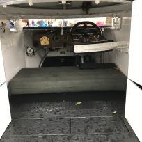 Sliabh na mBan Inside. Miachael Collins Armoured car