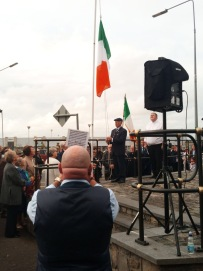 Thomas Ashe Commemoration Flag Raising