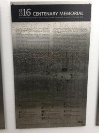 1916 Memorial Lusk