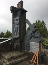 1916 Monument Ashbourne