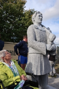 Eileen Quinn, niece of Thomas Ashe