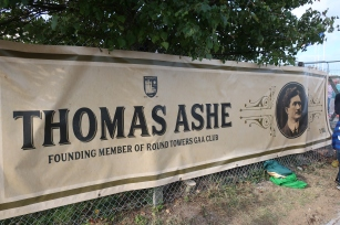 Thomas Ashe Founding Member of Round Towers GAA Club