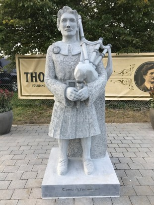 Thomas Ashe Statue